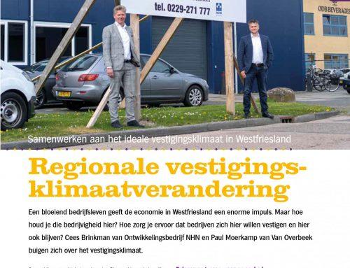 Regionale vestigingsklimaatverandering – Westfriese Zaken 03 – juni 2021